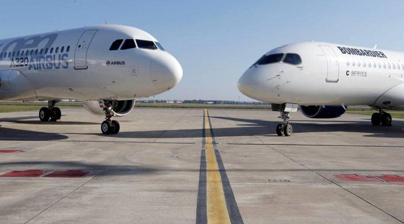 Bombardier Airbus