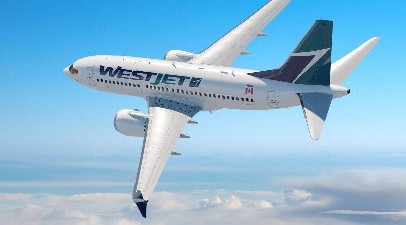 Boeing 737 MAX 8 de WestJet