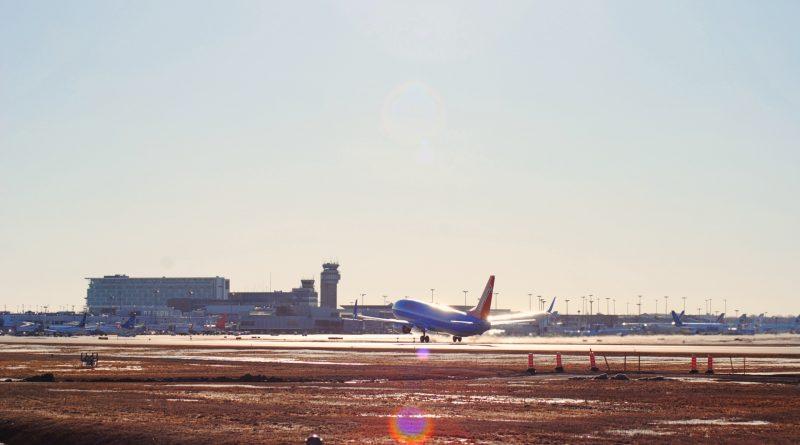 Un après-midi d'hiver à Montréal-Trudeau