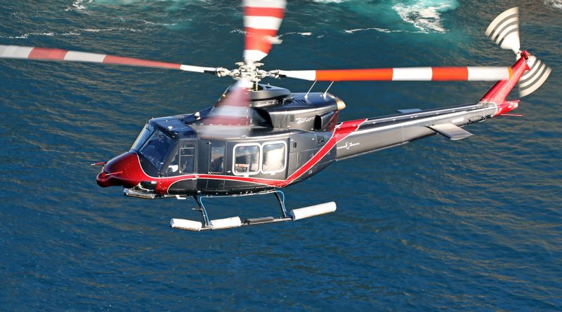 Bell 412EPI Hawker Pacific. 2013