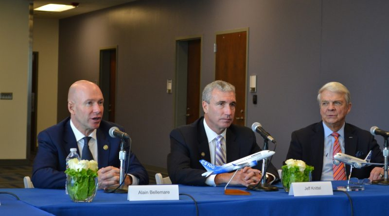 Bombardier-Airbus-Executives en Alabama