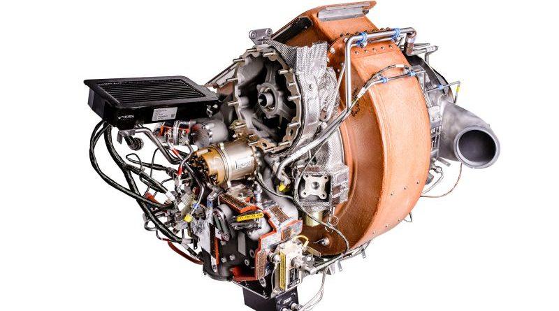 Groupe auxilère de puissance AP2600E de Pratt & Whitney Canada
