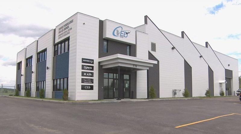 Québec accorde une aide de 270 000 $ au Centre d'excellence sur les drones d'Alma