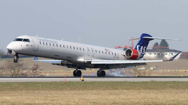 CRJ-900 City Jet
