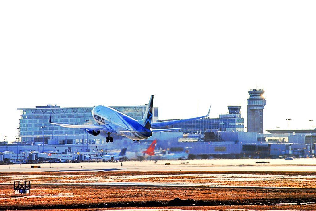 Le transport aérien en crise