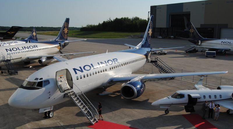 Nolinor et Vinci aviation