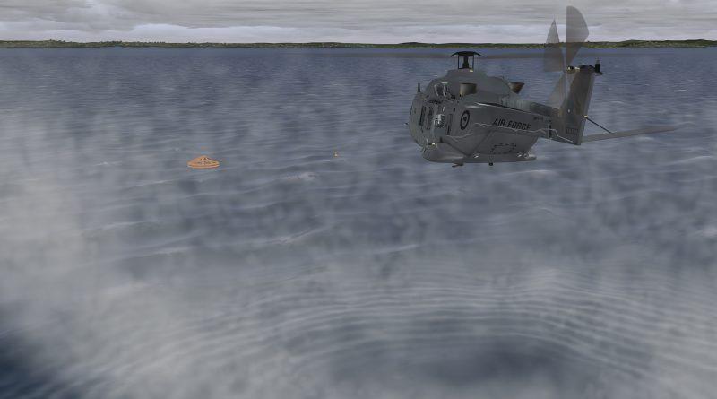 Simulateur NH90 de CAE