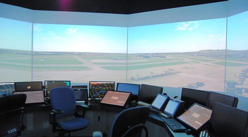 Simulateur de tour de contrôle