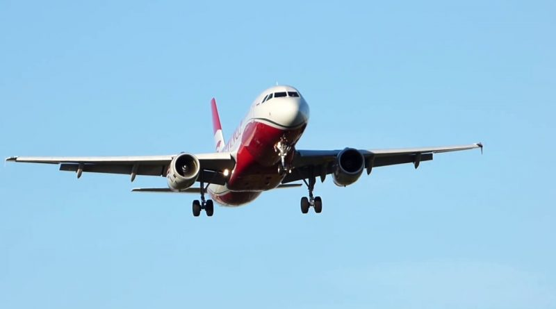 A320 Red Wings Airlines