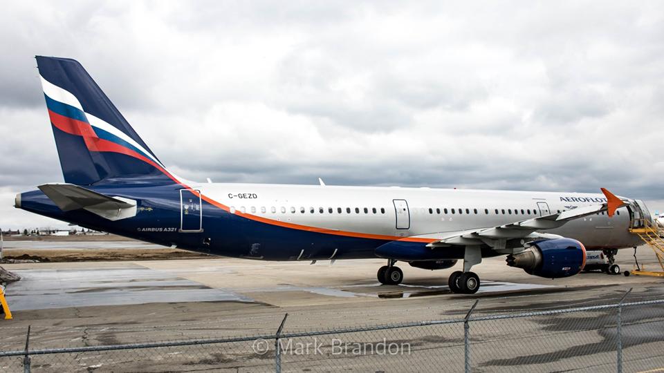 A321CEO Air Transat