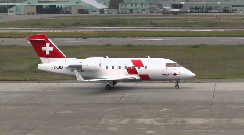 CL600 Swiss Air Rescue Rega