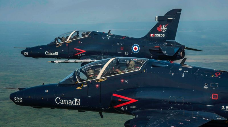 CAE et KF Aerospace s'unissent