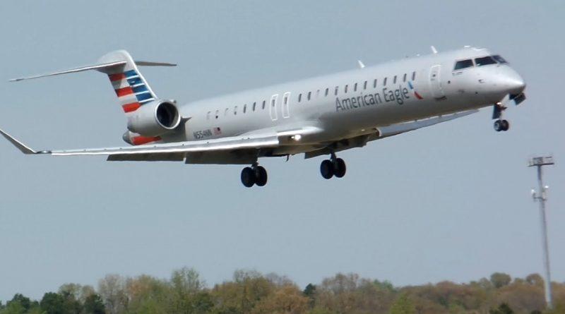 CRJ-900 American Airlines