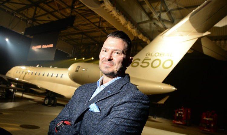 David Coleal Global 6500