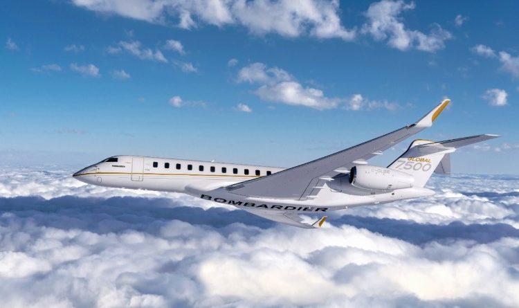 Bombardier reçoit sa première livraison de carburant d'aviation durable à Montréal