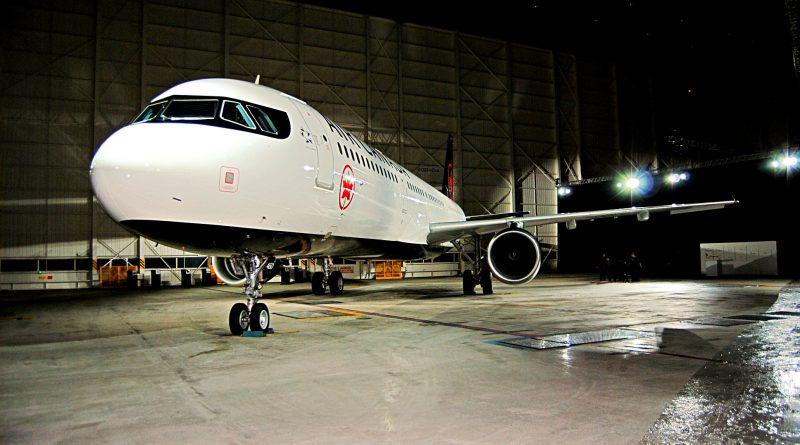 Nouvelle livrée Air Canada A321