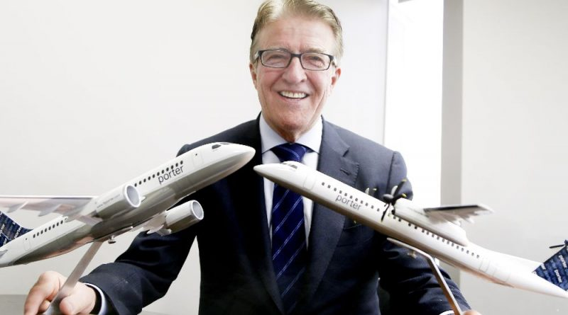 Robert Deluce, Porter Airlines, CEO and President