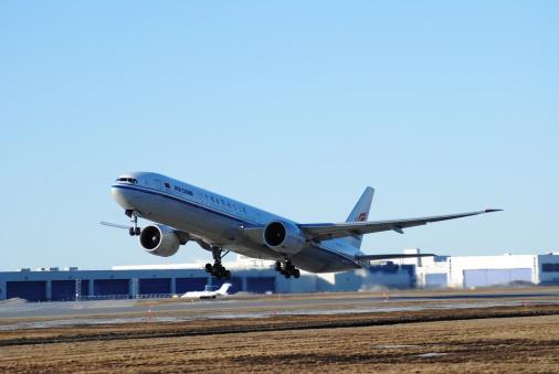 Air China B777