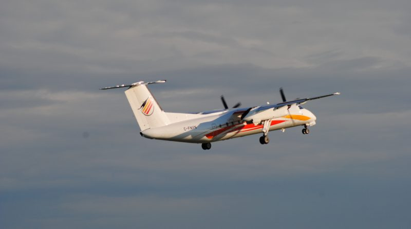 Dash-8 Air Creebec