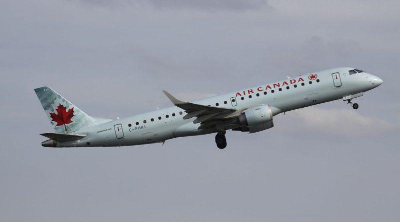 Air Canada E-190