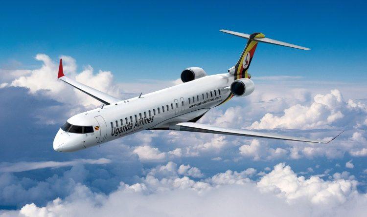 CRJ900 Uganda National