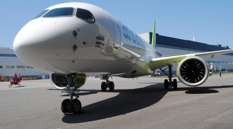 CS300 Air Baltic