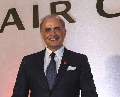 Calin Rovinescu- president et chef de la direction d'Air Canada