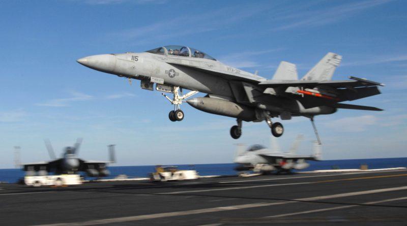 F/A18 Super Hornet