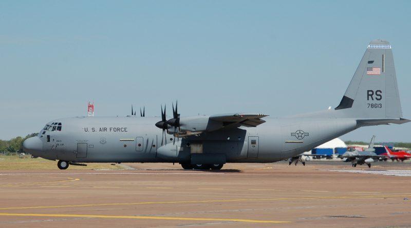 USAF C130J
