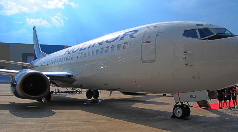 Nolinor Aviation B737-300