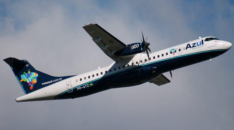 ATR-72-600 Azul