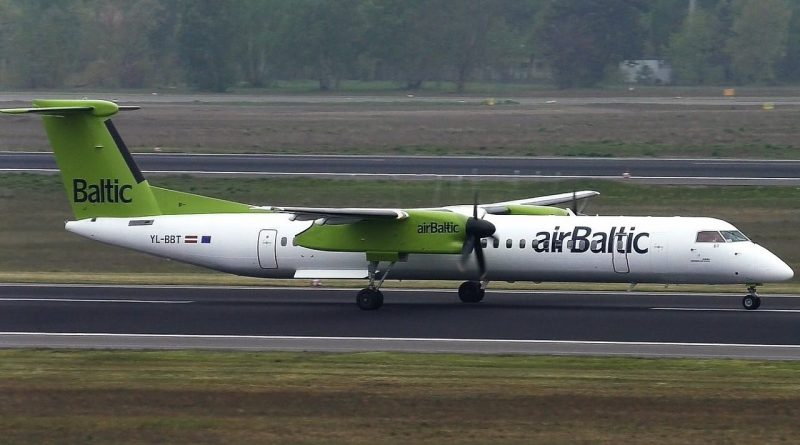 Q400 Air Baltic
