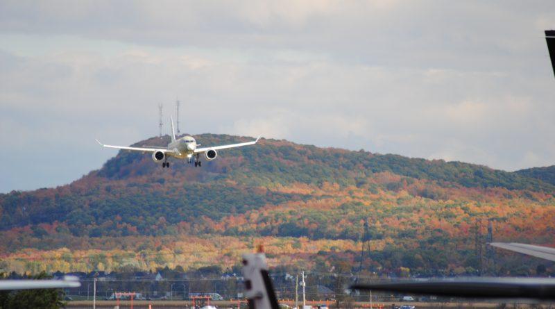 FTV3 dernier vol à Saint-Hubert