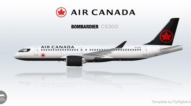 AIr Canada se prépare à recevoir son premier A220-300