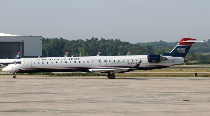 CRJ-900 Mesa Air Groupe