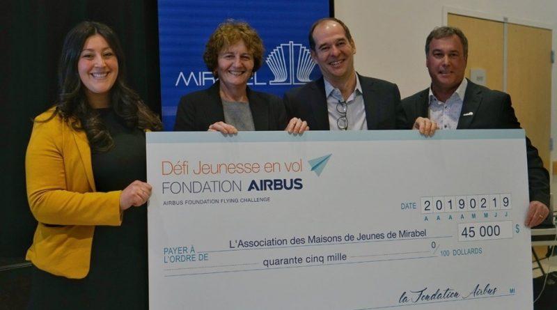 Fondation Airbus-Maison des jeunes