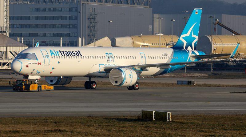 A321NEO d'Air Transat