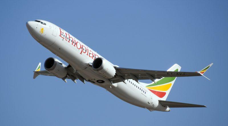 B737MAX8 Ethiopian