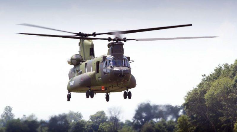 CH-147F Chinook
