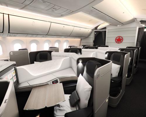 Classe signature Air Canada