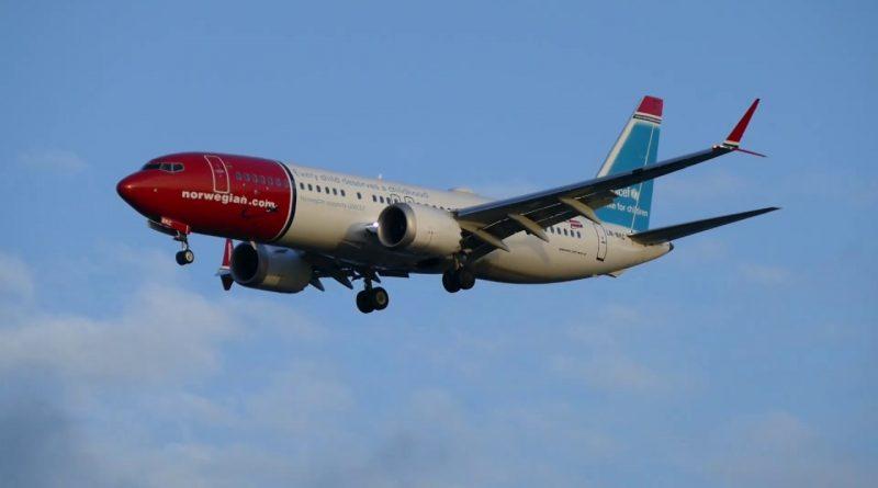 Norwegian B737MAX8