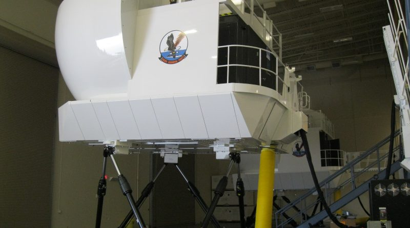 CAE simulateur OFT P-8A