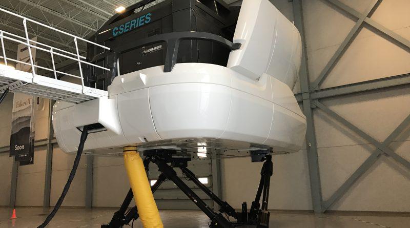 CAE simulateur A220