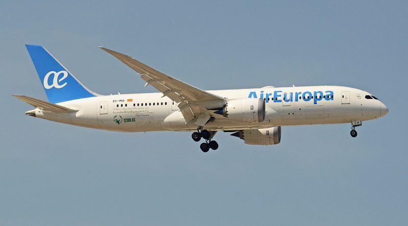 B 787-800Air Europa
