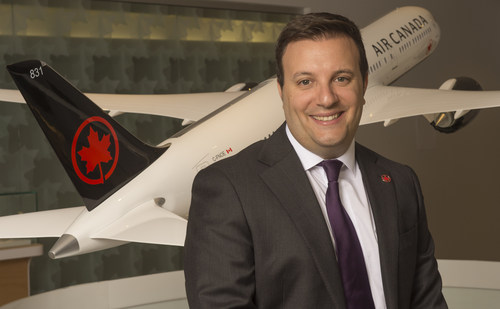 Mark Galardo Vice-président développement du réseau Air Canada
