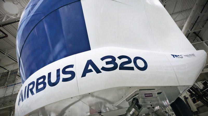 TRU simulateur A320