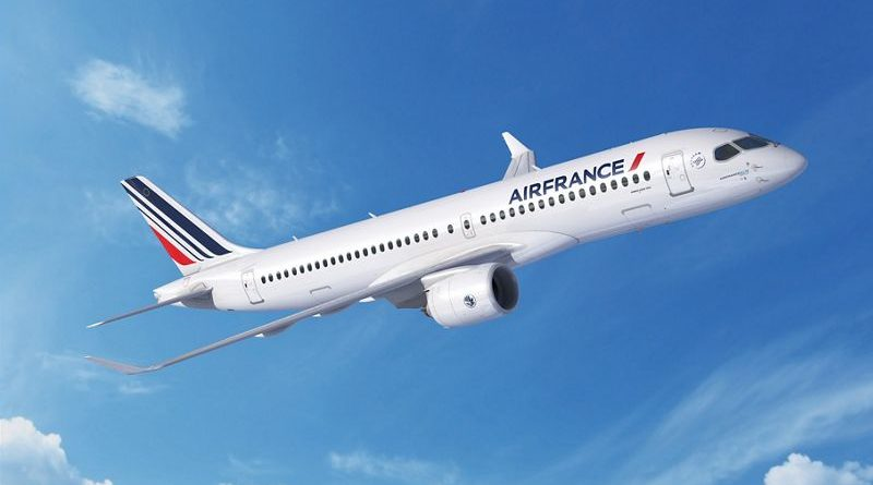 Air-France KLM confirme la commande de 60 A220-300