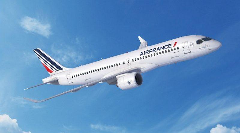 A220-300-Air-France KLM passe une commande de 60 A220-300