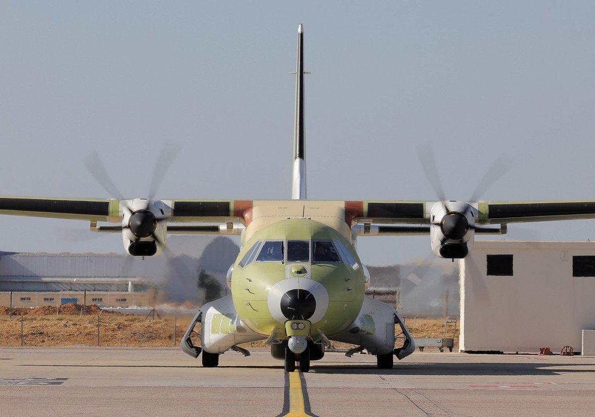 CC-295 au sol