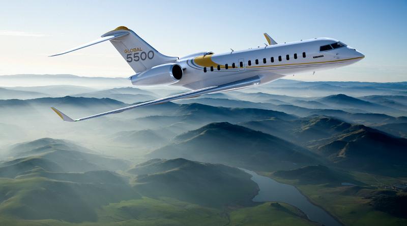 Global 5500 et Global 6500 certifiés EASA